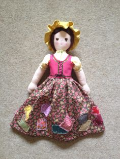 Knitting Pattern For Upside Down Cinderella Doll : 1000+ images about Topsy Turvy Dolls on Pinterest Dolls, Doll patterns and ...