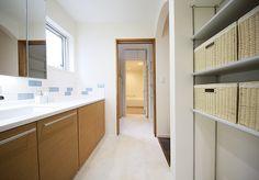 オーダーキッチンを中心に据えたナチュラルモダンの家 | 施工事例 | アシストホーム-札幌での注文住宅を提案