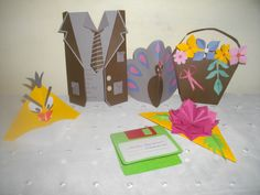 Craft paper greetings