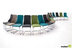 Krzesło ROMA, różne kolory - sklep meblowy Outdoor Furniture Sets, Outdoor Decor, Glamour, Home Decor, Homemade Home Decor, Decoration Home, Interior Decorating, Outdoor Furniture