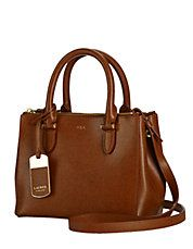 Handbags | Up To 50% Off Select Handbags | Dorset Large Leather Satchel | Lord and Taylor