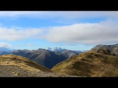 Tramping in New Zealand 2014