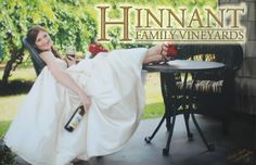 Celebrate your special day at Hinnant Vineyards