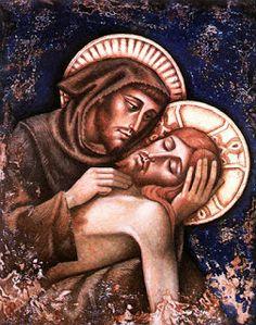 Dia a Dia Franciscano.: Artigo - Os estigmas de Francisco de Assis e o seg...