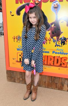 """Addison Riecke Photos - Actress Addison Riecke arrives at the premiere of Relativity Media's """"Free Birds"""" at the Westwood Village Theatre on October 2013 in Hollywood, California. - Premiere Of Relativity Media's """"Free Birds"""" - Red Carpet Nickelodeon Cast, Nickelodeon The Thundermans, Addison Riecke, Superhero Family, Kira Kosarin, American Actress, Favorite Tv Shows, Actors & Actresses, Places"""
