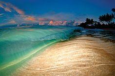 Making Waves -- Clark Little, photographer -- FINE Magazine