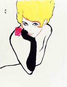 """""""Miss Dior"""". 1966"""