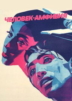 Amphibian Man 1962 Soviet sci fi