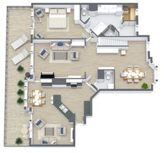 RoomSketcher: Fast and Flexible Floor Plans from Matterport Scans