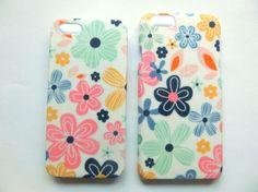 USAコットンを使用したiPhoneケーススマホケースも+600円で製作します。デコパージュパステル色の大きなお花がキュート♥(*^^*)絵柄の...|ハンドメイド、手作り、手仕事品の通販・販売・購入ならCreema。