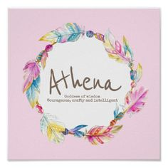 I lobe the name Athena and i know my boyfriend wouldnt shoot it down because he loves greek mythology.Baby Girl Name: Athena Girls Names Vintage, Baby Girl Names Unique, Cute Baby Names, Unusual Baby Names, Unique Names, Pretty Names, Gothic Baby Names, S Girl Names, Nature Girl Names