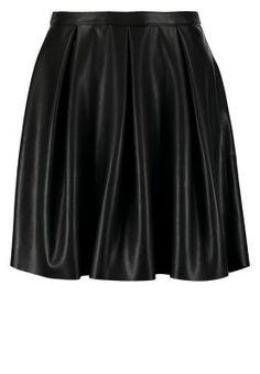 VMEVER BUTTER - Minirock - black Skirts, Butter, Fashion, Mini Skirts, Kleding, Moda, Fashion Styles, Skirt