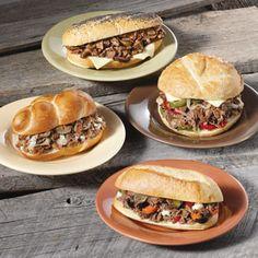 Costco Business Delivery - Steak-EZE Sirloin Beefsteak Uncooked 48/4 oz