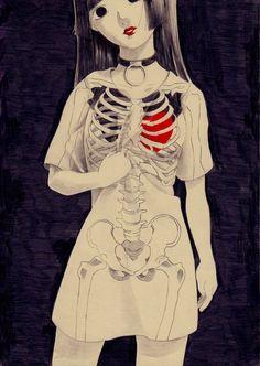 Heart of a girl