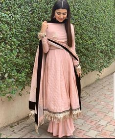 🌹 indian bridal fashion, indian wedding outfits, pakistani outfits, indian outfits, s Party Wear Indian Dresses, Indian Fashion Dresses, Designer Party Wear Dresses, Dress Indian Style, Fashion Outfits, Party Dresses, Bridal Dresses, Trendy Outfits, Fall Outfits