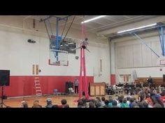 """One of the best performances I've ever seen. Grace Performing to """"Carousel"""" - Central Oregon Aerial Arts SILKS - YouTube"""