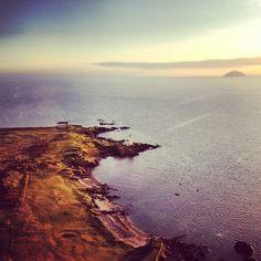 Lighthouse, Scotland #latergram - @kevin- #webstagram