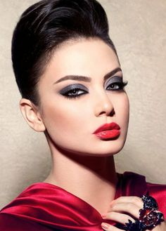 page: makeup and beauty / my world