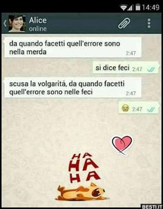 Funny Chat, Funny Jokes, Hilarious, Dont Forget To Smile, Don't Forget, Classic Memes, Italian Memes, Serious Quotes, Funny Scenes