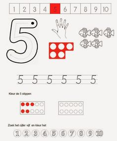 Between 1 and 5 Line Worksheet - Preschool Children Akctivitiys Numbers Preschool, Learning Numbers, Math Numbers, Preschool Worksheets, Math Classroom, Kindergarten Math, Preschool Activities, Year 1 Maths, Early Years Maths