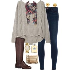 A fashion look from October 2014 featuring Helmut Lang sweaters, J Brand jeans and Jack Rogers boots. Browse and shop related looks.