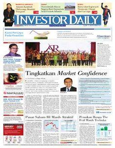 Investor Daily - 23/09/15   Tingkatkan Market Confidence   Investor Daily