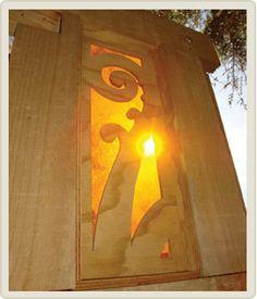Woodlights & windows | Childspace