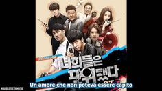 Ahn Jae Hyun - That Was You (You're All Surrounded OST) [SUB ITA]