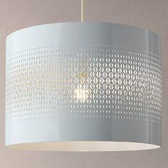 Tangiers furnishing fabric john lewis lamp shades and shades buy john lewis elsa east to fit metal light shade online at johnlewis aloadofball Gallery