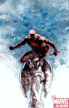 Daredevil: End of Days | David Mack