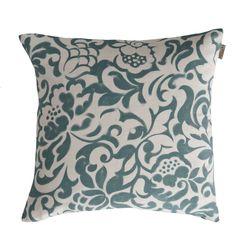 ACHICA   Twig Ollie Teal Cushion