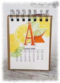 Workshop Projekt Kalender – Little Lizzy's Crafts
