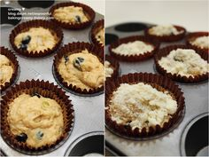 ♥ baking101  블루베리 머핀. blueberry muffin