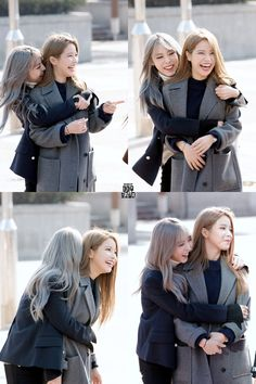 Byul will never let go of her Solar. -w- Mamamoo Solar and Moonbyul