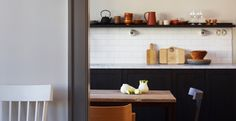 LADY farge Kalk 10341 | Jotun.no Kitchen Inspirations, Colorful Interiors, Interior, Dinning, Color, New Homes, Home Decor, Inspiration, Pure Color
