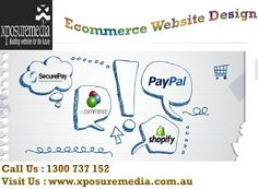 Xposure Media is a full service digital marketing agency include in SEO, Website design and graphic design with Web development & E commerce solution at NSW, AU established in 2008. For More Visit Us : http://www.xposuremedia.com.au/ecommerce.html