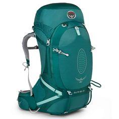 OSPREY Women\'s Aura AG 65 Backpack, Rainforest1304263_308_main.jpg