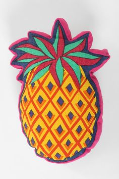Pineapple Pillow #urbanoutfitters