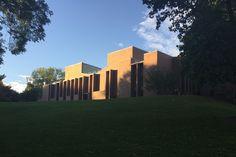 Louis Kahn Unitarian Church Rochester NY Louis Kahn