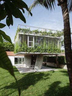 Studio Christian Wassmann I Sun Path House I Miami I 2015 I Photo: © Studio Christian Wassmann