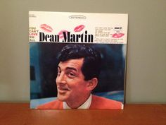 Dean Martin You Can't Love Em All vinyl by TurnAroundRecords, $6.00