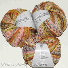 Yarn Inspiration, Lang Yarns, Knitting Socks, Crochet Stitches, Fiber Art, Lana, Beige, Pretty, Yellow And Brown