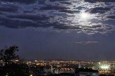 Vista Noturna de Goiânia GO