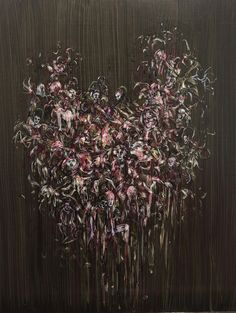 Shenanigan. Jayne Anita Smith Paintings, Red, Paint, Painting Art, Painting, Painted Canvas, Drawings, Grimm, Illustrations