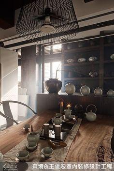 陶藝家與設計師的相遇,開啟藝術與空間對話的有感設計-設計家 Searchome