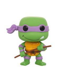 Teenage Mutant Ninja Turtles Pop! Donatello Vinyl Figure | Hot Topic