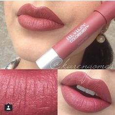 revlon matte balm sultry on Instagram