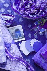 Blue/Violets by Susan Sargent Studio