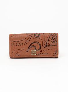 Gold Rush Wallet - Roxy