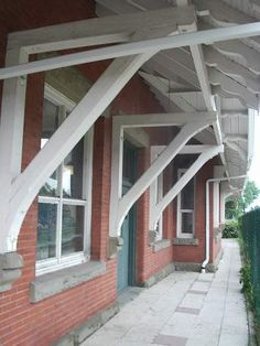 Old Canadian Train Stations, The Maritimes